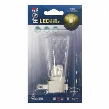 布拉格LED節能夜燈