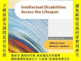 二手書博民逛書店Intellectual罕見Disabilities Across The Lifespan (9th Editi