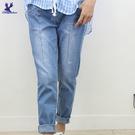 【春夏新品】American Bluedeer - 前壓標牛仔褲