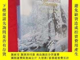 二手書博民逛書店environmental罕見Science:a study of interrelationships(Tent