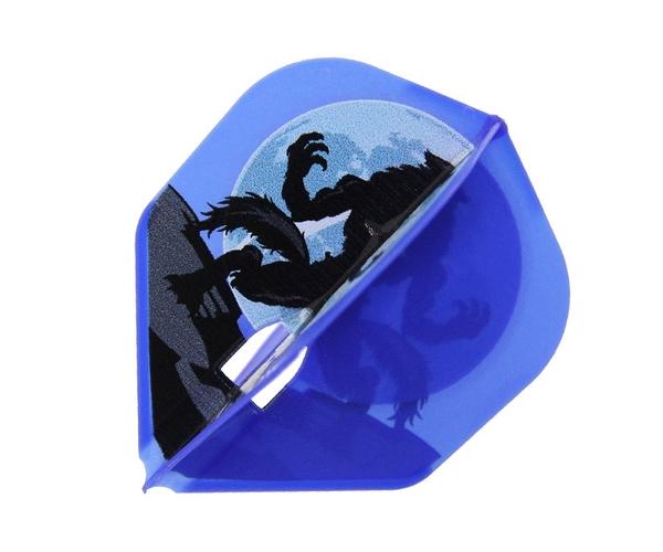 【L-Flight x DYNASTY】PRO Shuntaro 中村俊太郎 Model Shape Blue 鏢翼 DARTS