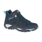 [Merrell] (男) ALVERSTONE MID GORE-TEX® 登山健行鞋 深藍/深綠 (ML033024)