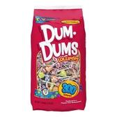 Dum Dums 綜合口味立袋棒棒糖 300入 / 1.44公斤 ( 2包裝)