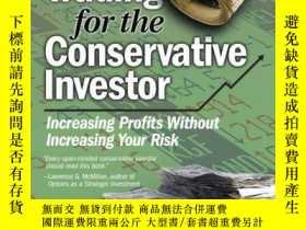 二手書博民逛書店Options罕見Trading For The Conservative InvestorY255562 T