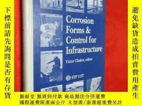 二手書博民逛書店Corrosion罕見forms and control for
