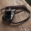 相機帶MrStone旁軸微單數碼相機帶真皮相機肩帶背帶掛繩(肩托款) 【快速出貨】