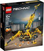 【LEGO樂高】TECHNIC 小型履帶起重機 #42097