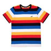 『小鱷魚童裝』純棉條紋T恤(02號~06號)531402