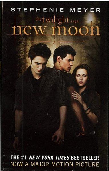 (二手書)Twilight Saga, Book 2: New Moon(Media Tie-In)(International Edit..