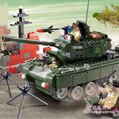 兒童生日尾牙禮物 創意 新年 軍事積木坦克導彈發射車xw 七夕情人節
