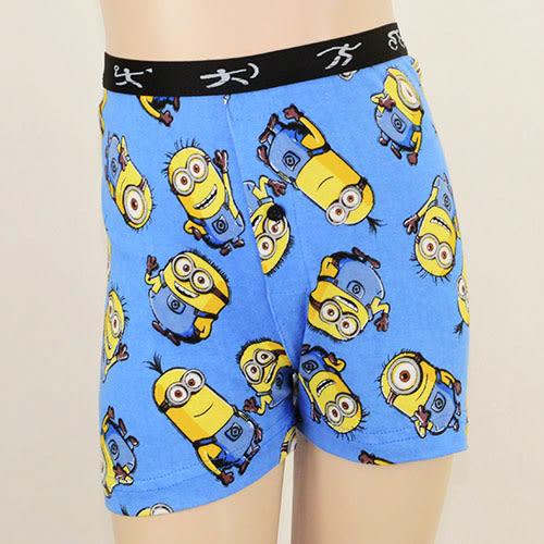 [特價區 $59/件] 10-14 歲超薄棉質卡通印花長版男童鬆身平腳內褲 腰圍 64~70cms可穿