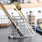 御仕家304不銹鋼筷筒瀝水筷子籠創意掛消毒櫃筷子盒餐具收納架 小時光生活館