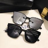 全館83折2019新款男女墨鏡韓國個性潮流街拍防紫外線情侶太陽眼鏡防曬