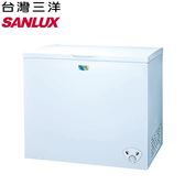 【SANLUX 台灣三洋】306L冷凍櫃SCF-306W