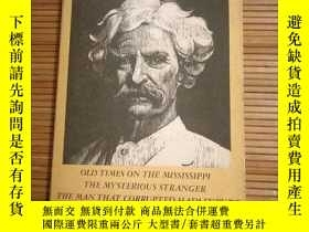 二手書博民逛書店great罕見short works of mark Twain