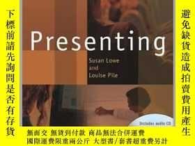 二手書博民逛書店PRESENTING(罕見帶光盤)Y23583 英文原版 ISBN:9789814281591