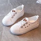 618好康鉅惠運動鞋女童百搭童鞋小白鞋兒童板鞋休閒鞋