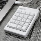 免驅小鍵盤數字鍵蘋果筆記本mac即插即用數字鍵盤 有線 迷你 宜品