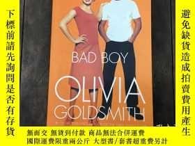 二手書博民逛書店bad罕見boy olivia goldsmithY270271
