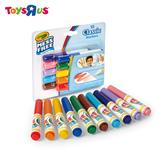 玩具反斗城 繪兒樂 CRAYOLA 神彩色筆經典色10色