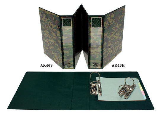自強牌  AR46S  二孔拱型夾