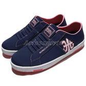 Royal Elastics 休閒鞋 Icon Washed 免鞋帶 懶人鞋 藍 粉紅 白底 水洗帆布 運動鞋 女鞋【PUMP306】 92373551