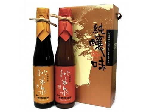 甘寶 桃米泉 頂級純釀極味禮盒 (油.膏) ~甘寶系列商品同價格可搭配 如需另搭請註明~
