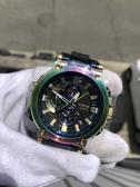 日本卡西歐手錶 2019年新款 20週年限定款 限量款 MTG-B1000RB-2AJR 彩虹表圈 太陽能電波手錶 男錶