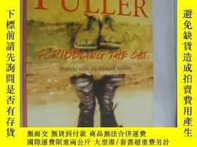 二手書博民逛書店Scribbling罕見the Cat:Travel with
