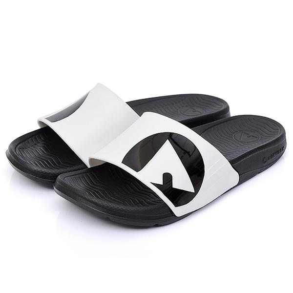 AIR WALK 男鞋 女鞋 拖鞋 橡膠 防水 防滑 耐磨 白 【運動世界】 A755220200
