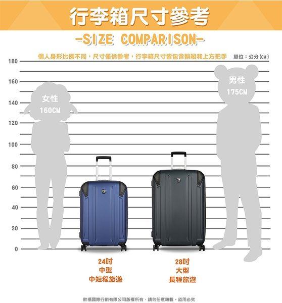 萬國通路 eminent 輕量 24吋 行李箱 KH67