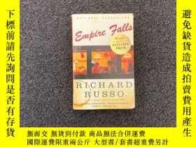 二手書博民逛書店Empires罕見FallsY339850 Richard Russo Vintage 出版2002