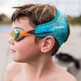 Finis 泳鏡固定舒力帶(不含泳鏡) 美國原裝進口 蛙鏡後帶 不夾髮 泳鏡帶