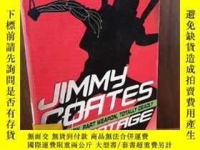 二手書博民逛書店Jimmy罕見Coates: Survival & JIMMY