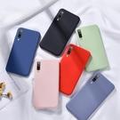 三星 A7 2018 A750 Samsung A6 A6 手機殼 液態矽膠 全包邊 超薄 保護套 軟殼 素色