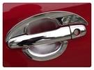 【車王小舖】豐田 Toyota Yaris 電鍍 把手 門把 門碗 裝飾框 保護蓋