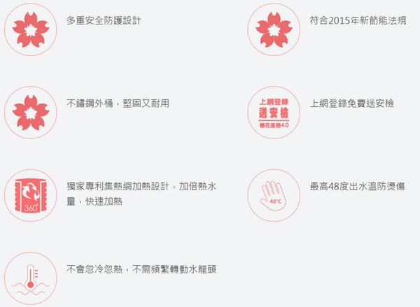 【SAKURA 櫻花】EH1251LS6/ EH1251S6倍容定溫熱水器(12加侖)/北北基/現金價