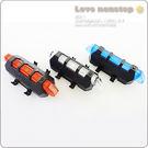 ☆樂樂購☆鐵馬星空☆5LED USB充電後燈 充電式 USB 尾燈 警示燈*(P02-081)