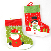 聖誕雪花襪 禮物袋 聖誕老人雪人造型 聖誕樹櫥窗裝飾掛件 聖誕布置