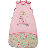 【NG品】Grobag 嬰兒防踢被睡袋-小兔與羅莉睡袋1.0T-0~6M、6-18M、18~36M