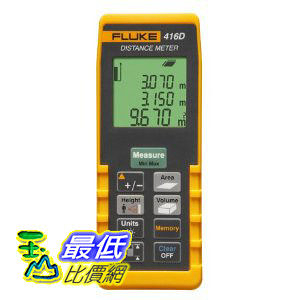 [美國直購 ShopUSA] Fluke 416D Laser Distance Meter $9919