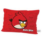 【享夢城堡】Angry Birds憤怒鳥 歡樂六連拍絨毛童枕(紅)