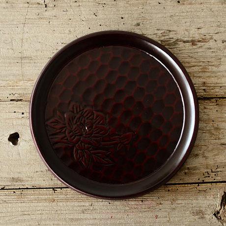 9.4英寸 酸棗木 日式茶具