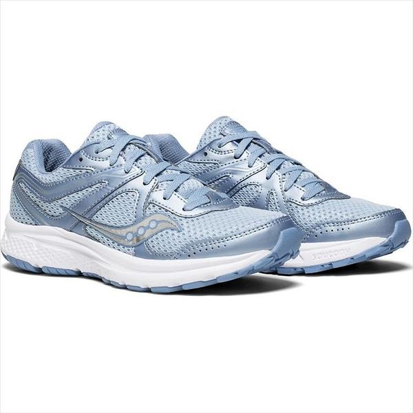 樂買網 Saucony 18SS 入門款 緩衝型 女慢跑鞋 COHESION 11系列 S10420-3 贈MIT運動襪