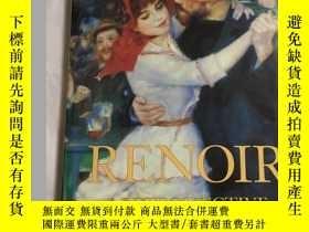二手書博民逛書店Renoir罕見a retrospective(雷诺阿回顾展)英文版Y308014 雷诺阿 出版1987