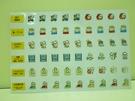 【震撼精品百貨】CorocoroKuririn 可樂鈴天竺鼠~行事曆貼紙『火車』