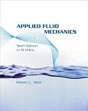 二手書博民逛書店 《Applied Fluid Mechanics》 R2Y ISBN:0131976435