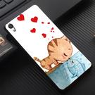 Sony Xperia X F5121 F5122 F8332 F5321 手機殼 軟殼 保護套 兩個世界 貓戀魚