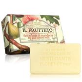 Nesti Dante  義大利手工皂-天然鮮果系列-無花果和杏仁(250g)【ZZshopping購物網】