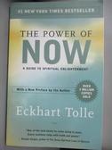 【書寶二手書T1/原文書_NJL】The Power Of Now_Tolle, Eckhart